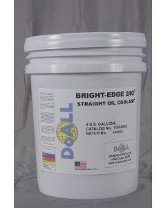 DoALL part 11024045 | BRIGHT-EDGE 240 STRAIGHT OIL