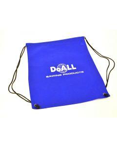 DoALL part W10002 - DoALL Blue Drawstring Cinch Set