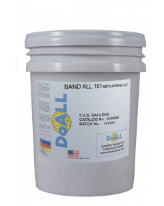 DoALL Band-All 101 Soluble Oil Coolant