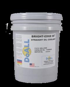 DoALL part 11008045 | BRIGHT-EDGE 80 STRAIGHT OIL