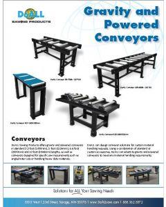 DoALL Conveyors brochure clip