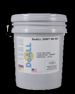 DoALL part 10003045 | 30 WT ND NON-DETERGENT OIL