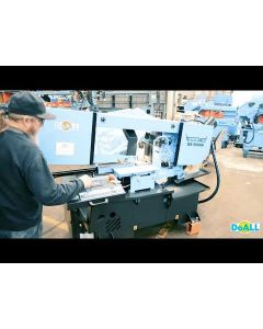 DoALL Band Saw Service & Repair Video