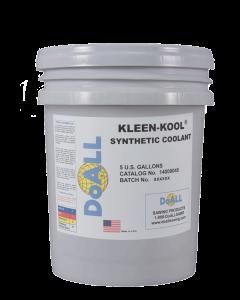DoALL Kleen-Kool fluid