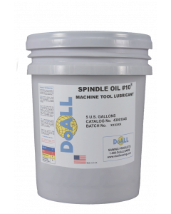 DoALL Spindle Oil