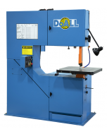 3613-V5 Vertical Contour Band Saw | Miter Cutting Saws