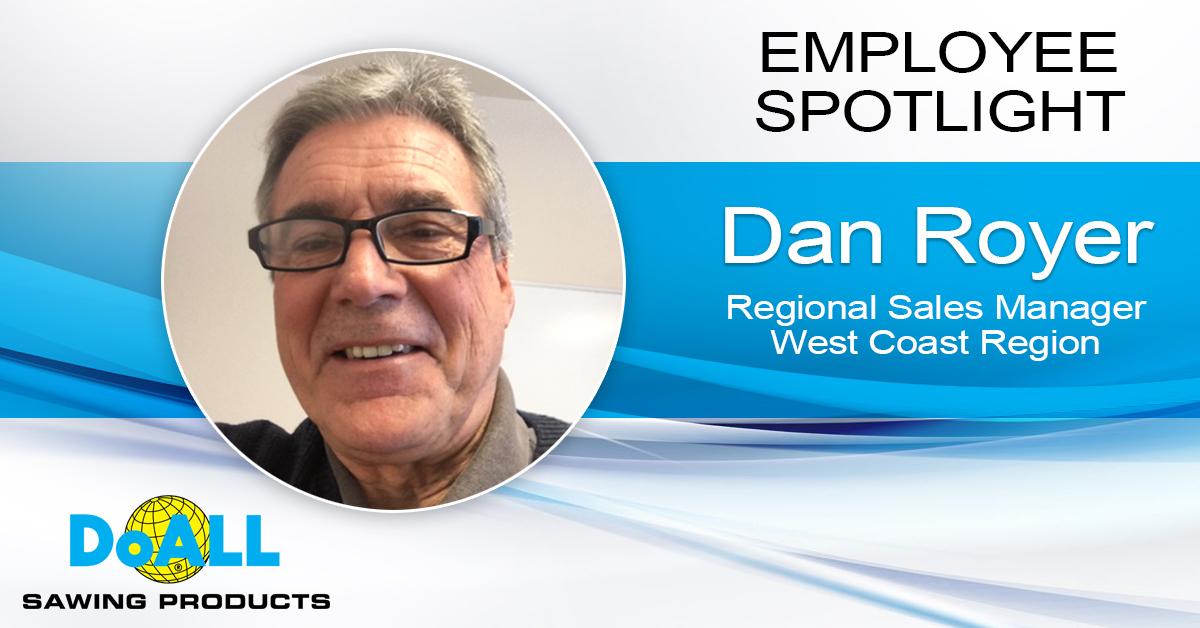 Employee Spotlight-Dan Royer