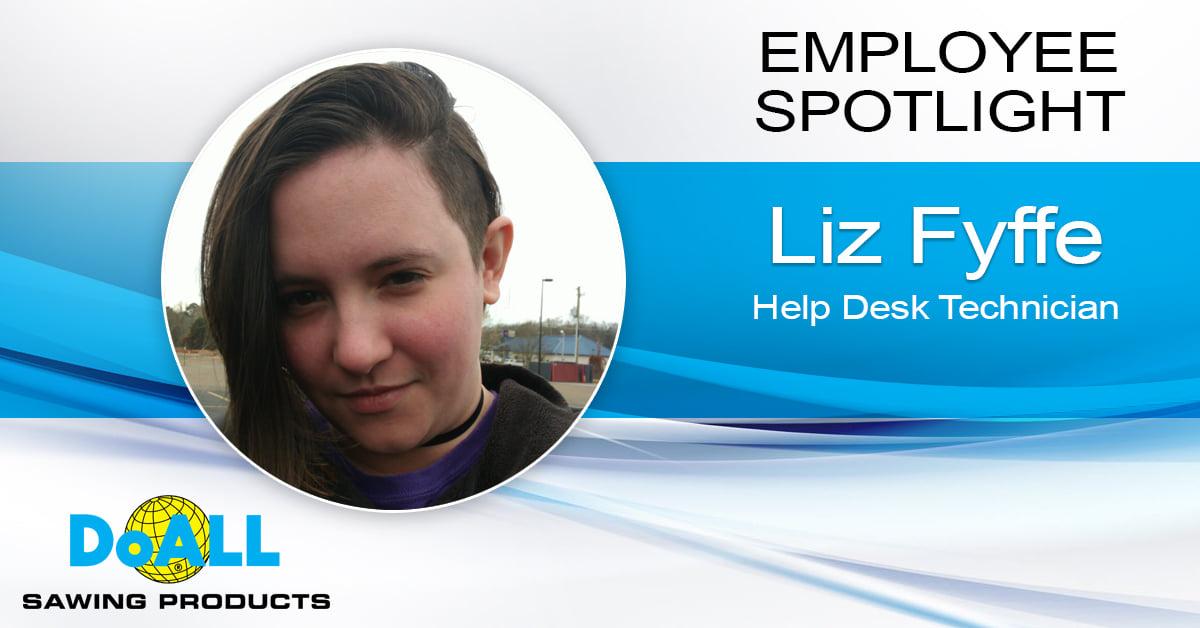 Employee Spotlight-Elizabeth Fyffe